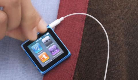 Anuncio iPod Nano