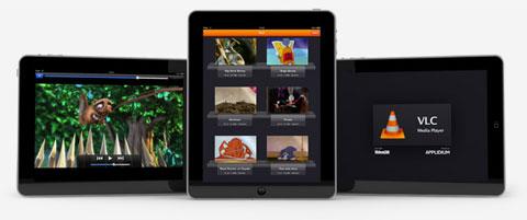 VLC para el iPad