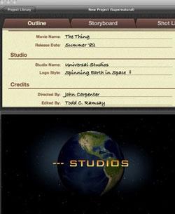 Estudios iMovie
