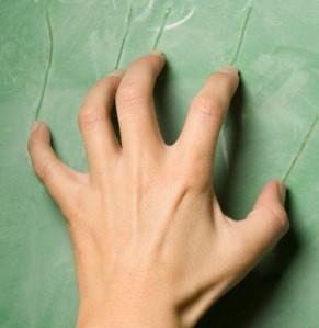 fingersonachalkboard