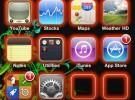 Añadir brillo neón a los iconos del iPhone y iPod Touch