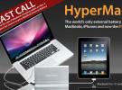 HyperMac dejará de vender sus baterías con MagSafe