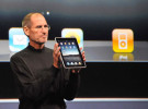Steve Jobs desmiente la existencia de un iPad con pantalla más pequeña