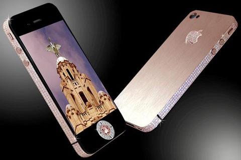 iPhone 4 diamantes