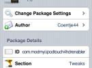 Habilitar fotos HDR en el iPod Touch 4
