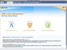 Lotus Symphony 3.0 disponible para Mac OS X