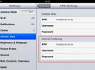 Apple podría habilitar el tethering en el iPad
