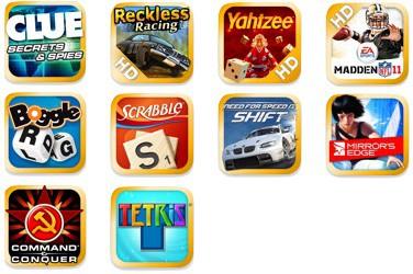 EA pone en descuento sus juegos para el iPad