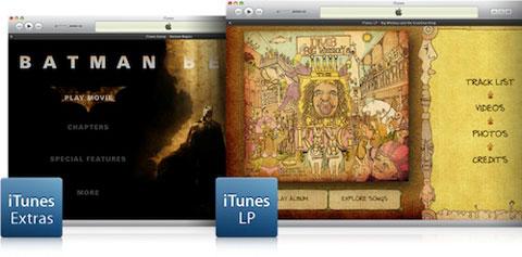 Steve Jobs confirma itunes LP e iTunes Extra para el AppleTV