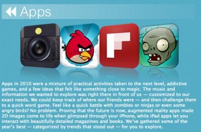 Apps iPad iPhone