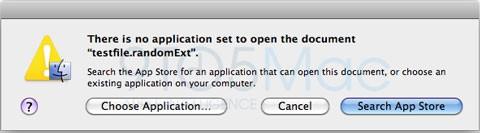Buscar Aplicación en la Mac AppStore