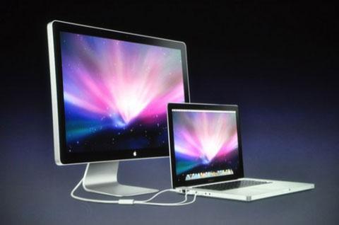 iMac MacBook Pro