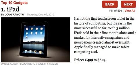 iPad Times