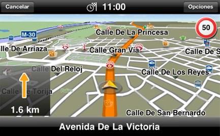 Navigon iPad