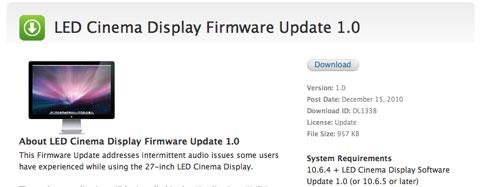 Actualización LCD27 pulgadas