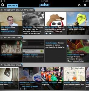 Pulse iPad