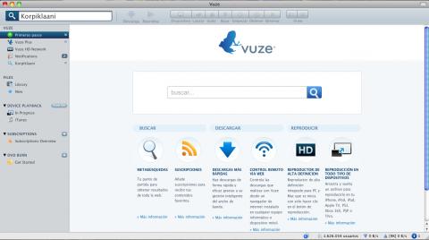 Aumenta la velocidad de tus descargas de BitTorrent con Vuze 4.6