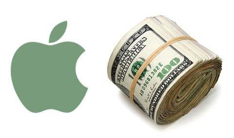 Apple podría repartir dividendos