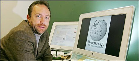 Fundador WikiPedia
