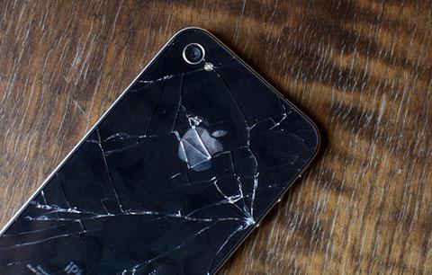 iPhone 4 roto