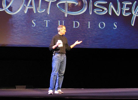 Steve Jobs Disney