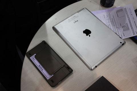 Maqueta iPad 2