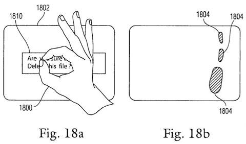 Patente gestos