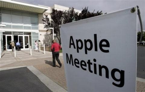 Reunión Apple