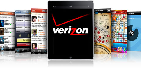 Verizon iPad