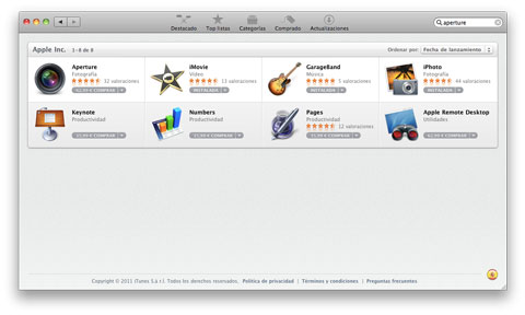 Apps Apple Mac AppStore