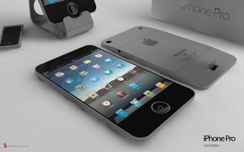 Concepto iPhone 5