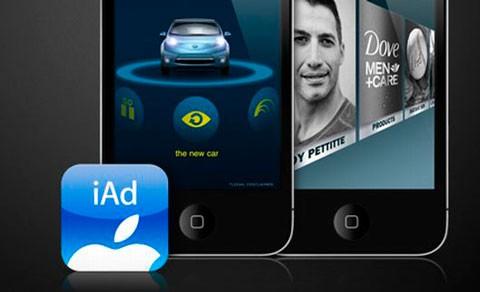 iAds Apple