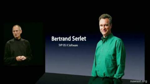 Bertrand Serlet