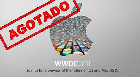 Entradas agotadas WWDC 2011