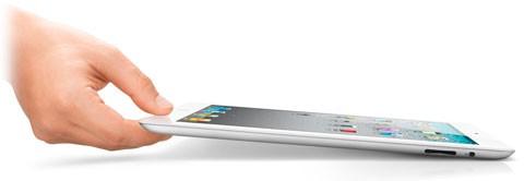iPad segunda generación