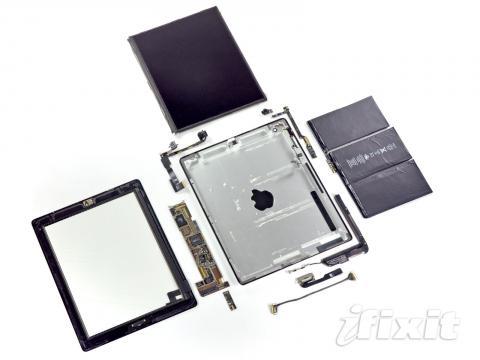 iPad 2 iFixit