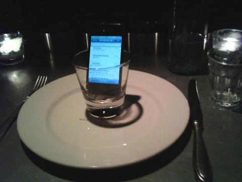 iPhone Vaso