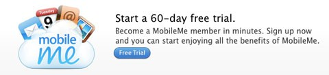 Se detectan problemas con las cuentas .me y el iPhone 3.0
