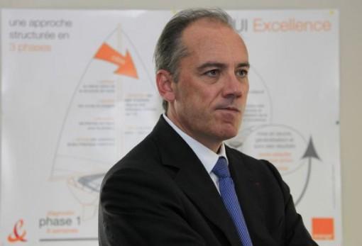 Stephane Richard (CEO France Telecom)