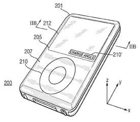 Apple registra una nueva patente