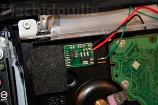 Cbreeze, sensor temperatura