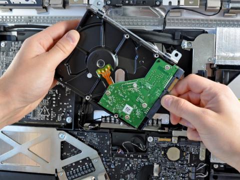 Disco duro iMac 2011