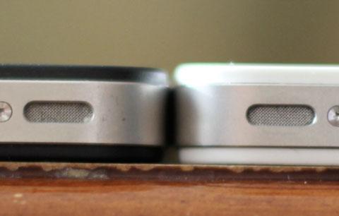 iPhone 4 blanco vs negro