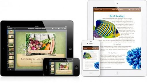 iWork llega, oficialmente, al iPhone e iPod touch