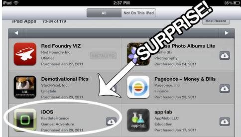 App iCloud