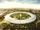 Así podría ser la futura sede central de Apple