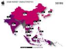China es el segundo país en número de descargas de la AppStore
