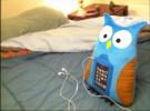 Funda-cojín para el iPhone o iPod