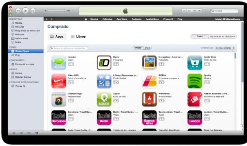 iCloud se asienta en iTunes