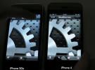 iPhone 3GS y iPhone 4 frente a frente con iOS 5